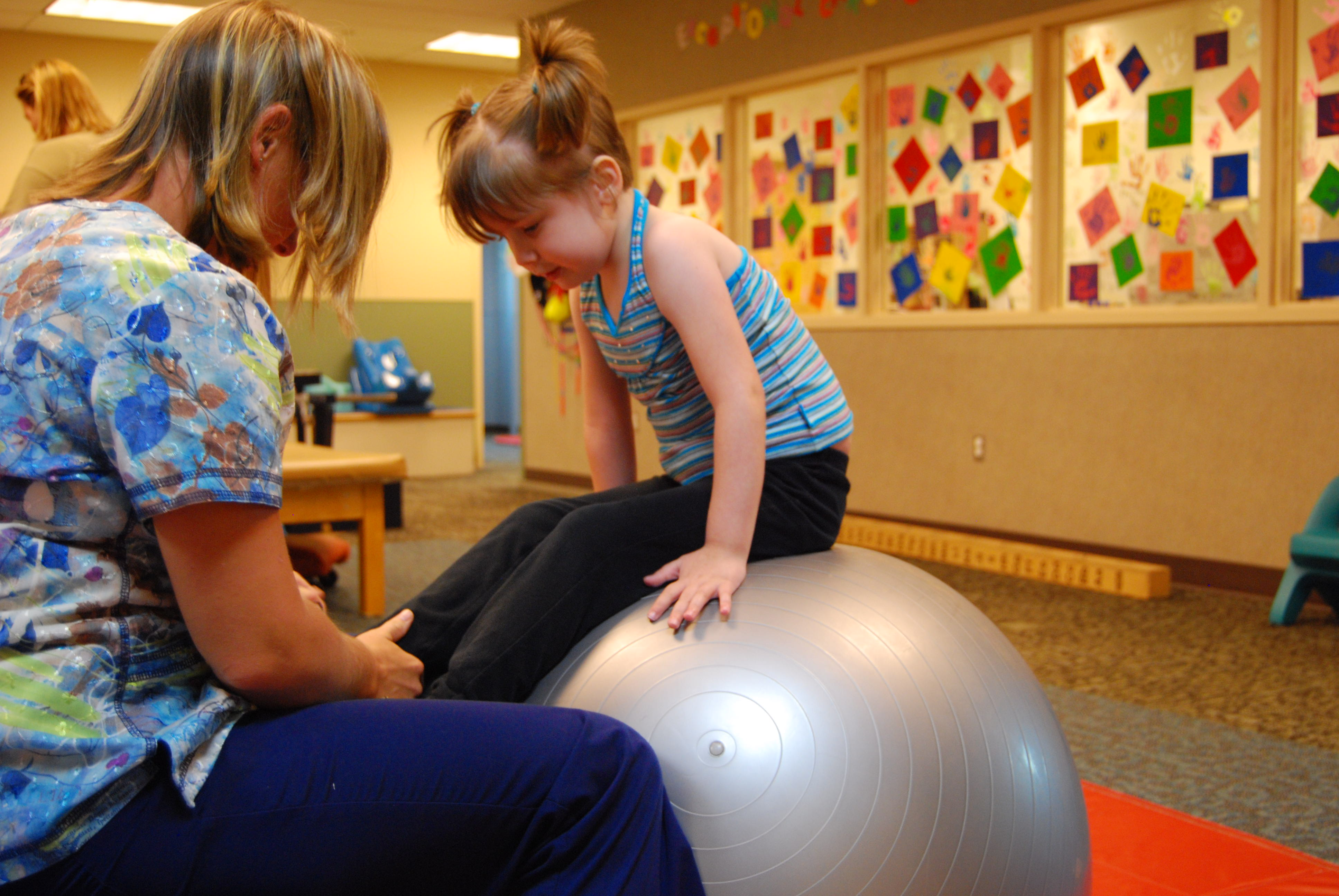 Cerebral palsy physical therapy - As Promised
