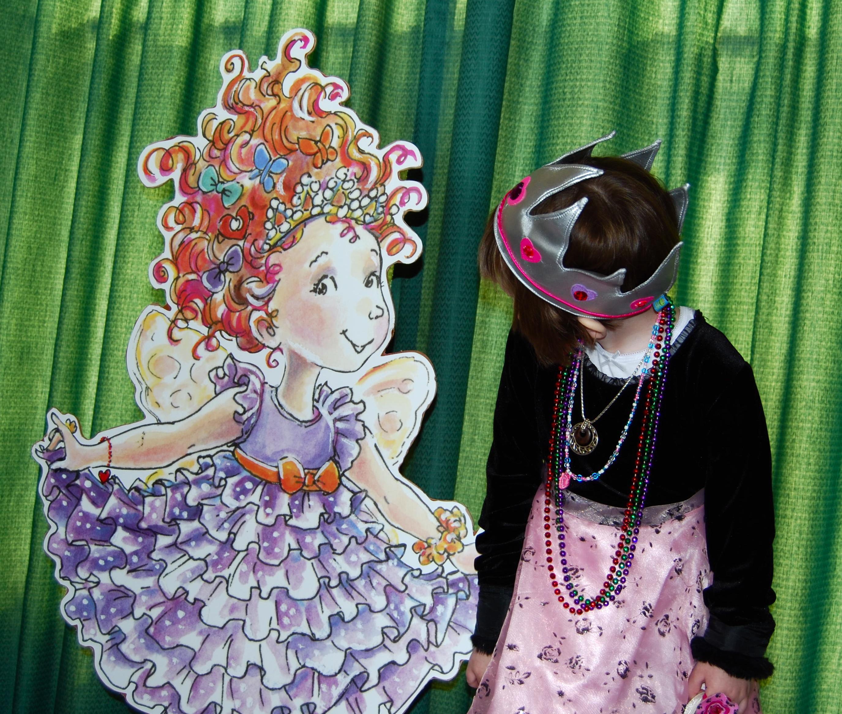 Fancy Nancy Tea Party | PsychMamma