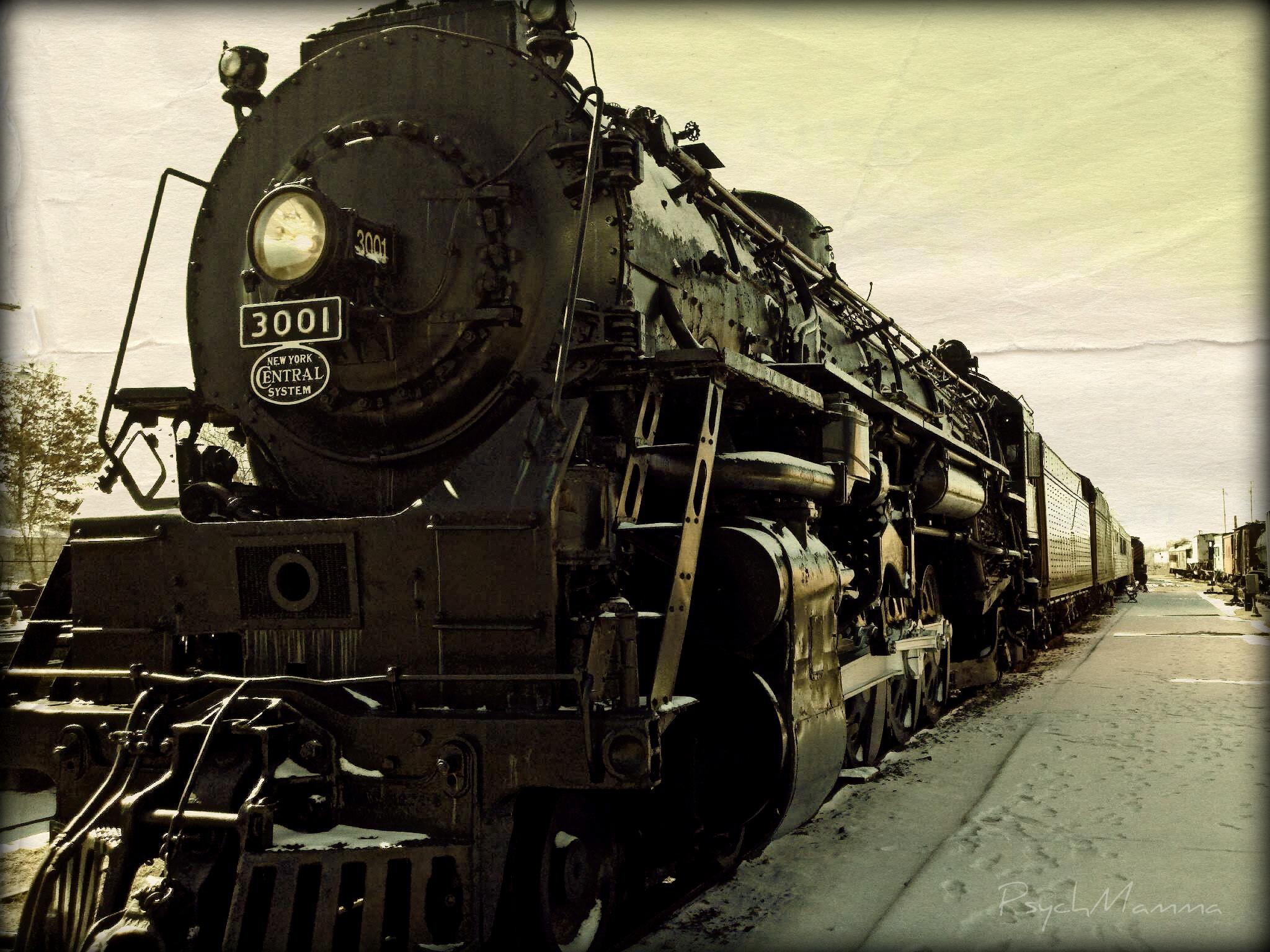 Vintage Train 54